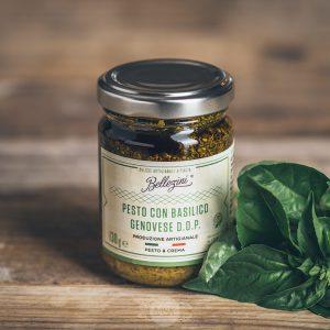 Glas Bellezini Pesto con Basilico Genovese