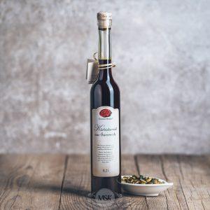 Flasche Gourmet Berner Kürbiskernöl aus Österreich