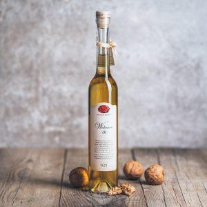Flasche Gourmet Berner Walnuss Öl