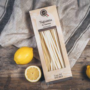 Packung Casa del Piero Tagliatelle al limone