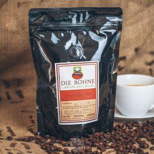Packung Die Bohne Kaffee Kenya AA Plus