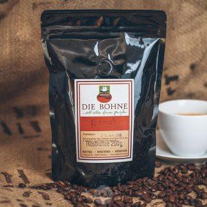 Packung Die Bohne Kaffee Spezial