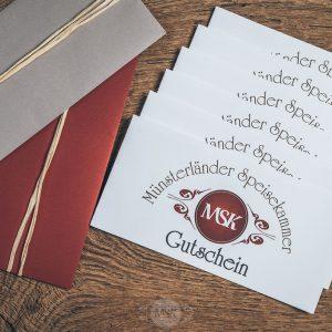 Münsterländer Speisekammer Gutschein