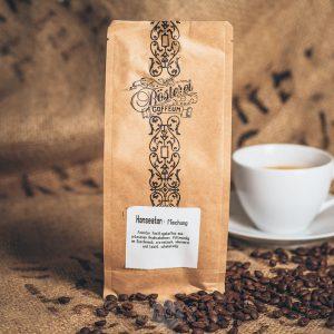Packung Kaffee Hanseaten Mischung aus dem Hamburger Cafehaus