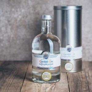 Flasche Heinrich von Have German Gin