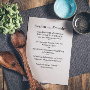 Kochkurs Kochen mit Freunden in der Münsterländer Speisekammer
