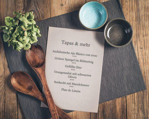 Kochkurs Tapas und mehr