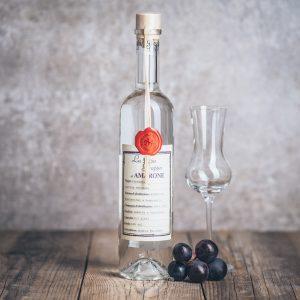 Flasche Mia Grappa di Amarone