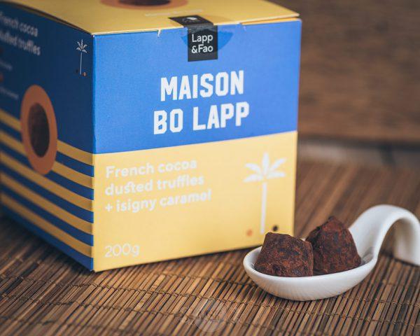 Lapp & Fao Maison Bo Lapp Schokoladentrüffel