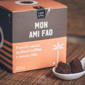 Lapp & Fao Mon Ami Fao Schokoladentrüffel
