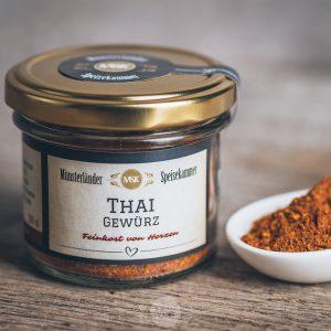 Glas Thai Gewürz von der Münsterländer Speisekammer