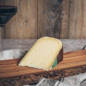 Stück Muh und Mäh Käse vom Käsehof Dennemann