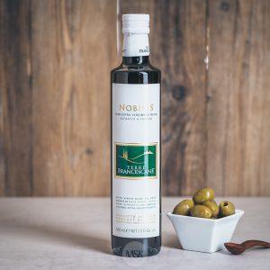 Flasche Nobilis Olivenöl 500 ml Terre Francescane
