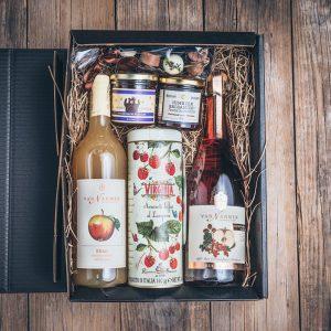Präsent alkoholfrei von der Münsterländer Speisekammer