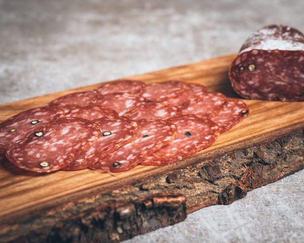 italienische Salami Abruzzese