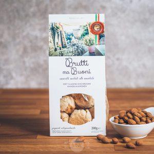 Packung Mandelmakronen Brutti ma Buoni von Sapori del Lagonero