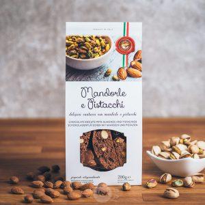 Packung Cantuccini mandorle e pistacchi von Sapori del Lagonero