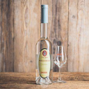 Flasche Sasse Williams Edelbrand