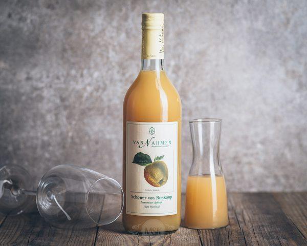 Flasche Van Nahmen Schöner von Boskoop Apfelsaft
