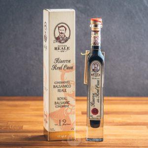 Flasche Acetaia Reale Aceto Balsamico Riserva Real Casa