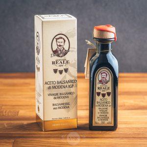 Flasche Acetaia Reale Aceto Balsamico di modena i.p.g Serie 6