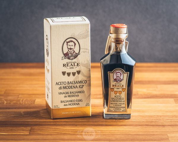 Flasche Acetaia Reale Aceto Balsamico di modena i.p.g Serie 8
