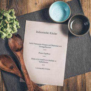 Kochkurs Italienische Küche Münsterländer Speisekammer