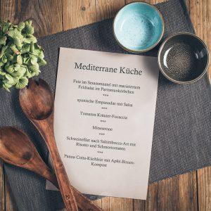 Kochkurs Mediterrane Küche Münsterländer Speisekammer
