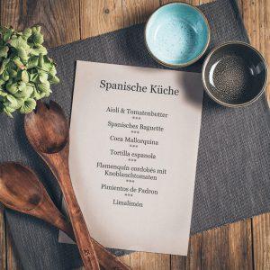Kochkurs Spanische Küche Münsterländer Speisekammer