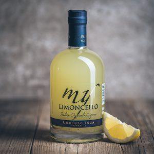 Flasche Lorenzo Inga My Limoncello