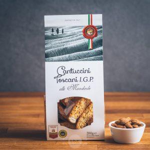 Packung Cantuccini Toscani von Sapori del Lagonero