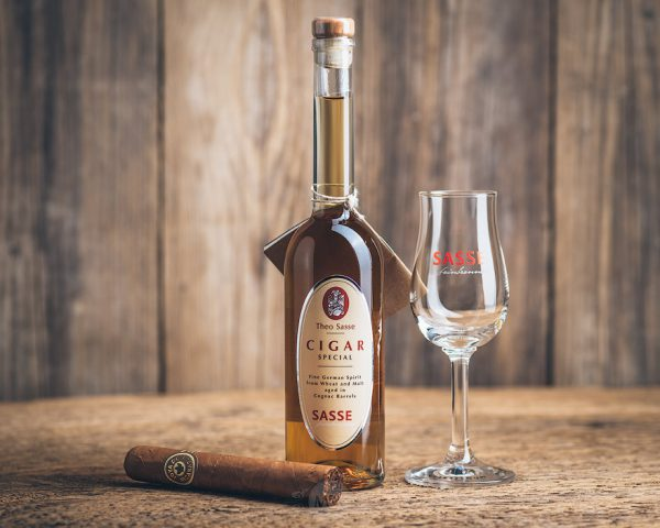 Flasche Sasse Cigar Special 200 ml