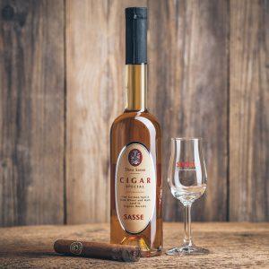 Flasche Sasse Cigar Special 500 ml