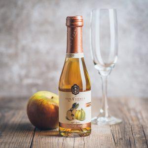 Flasche Van Nahmen Apfel Quitte Frucht Secco 200 ml