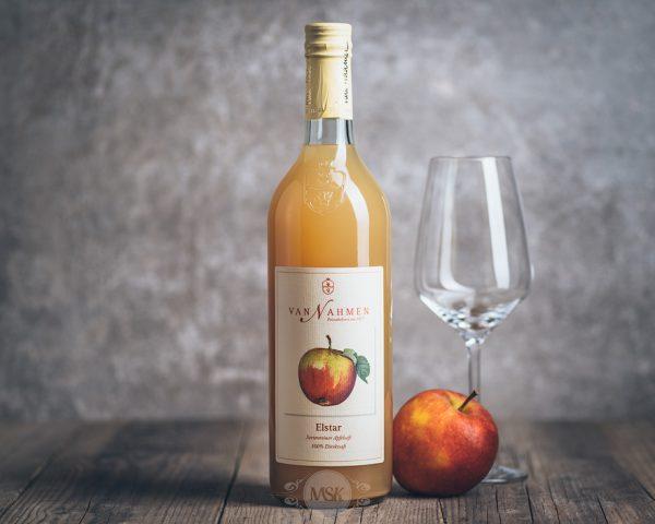Flasche Van Nahmen Elstar Apfelsaft