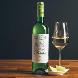 Flasche Weißwein Domaine du Tariquet Classic