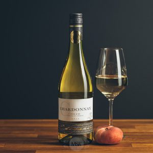 Flasche Weißwein Joseph Castan Elégance Chardonnay Vin de Pays d`Oc
