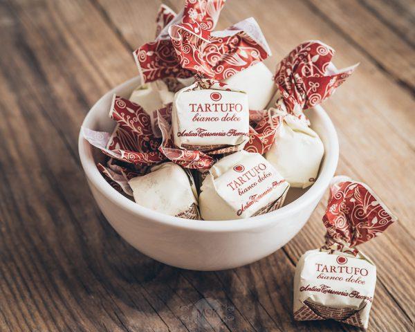 Antica Torroneria Tartufo bianco dolce