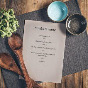 Grillseminar Steaks and more