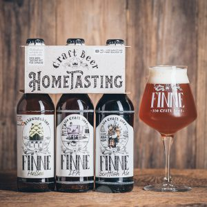 Finne Bio Craft Beer Hometasting Set Münsterländer Speisekammer