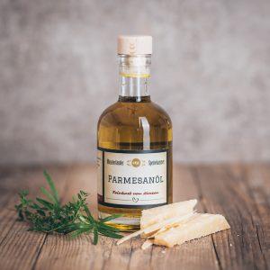 Parmesanöl Münsterländer Speisekammer