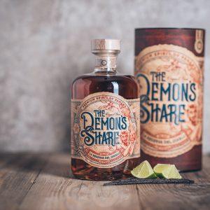 The Demons Share Panama Rum