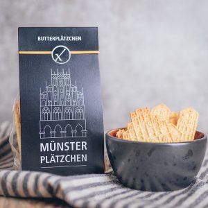 Münsterplätzchen Butterplätzchen