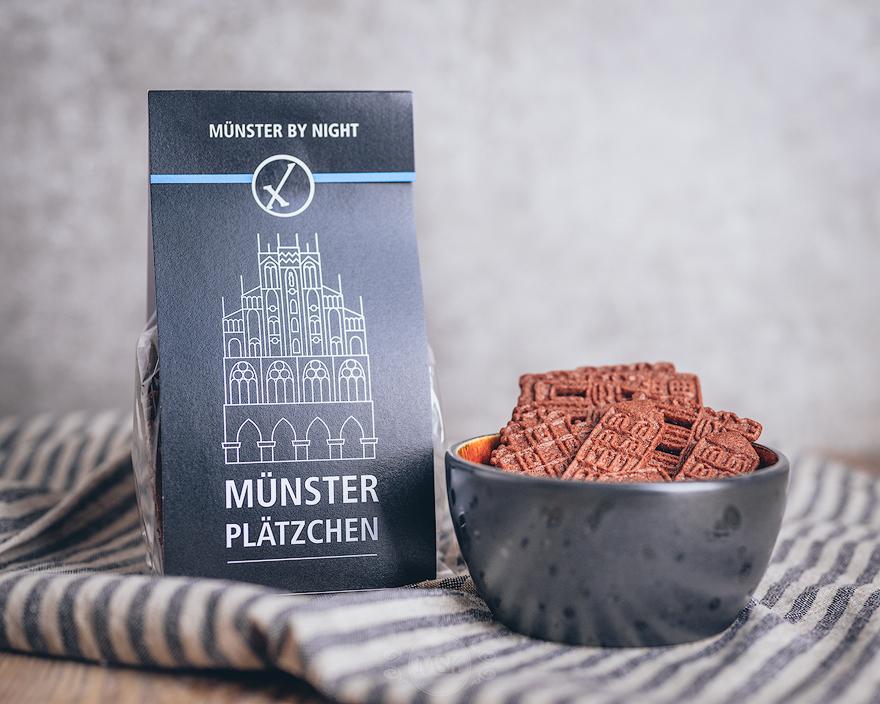 Münster by night Münsterplätzchen