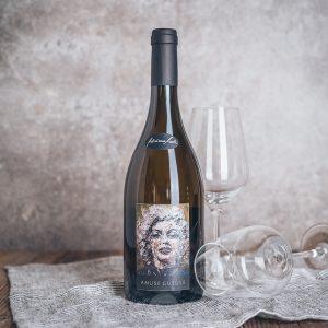 Flasche Weißwein Adriane Moll Amuse Gueule