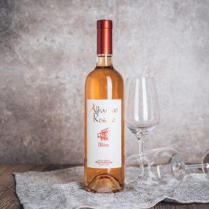 Flasche Rosato Cascina Albarone