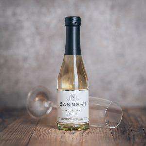 kleine Flasche Bannert Frizzante