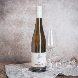 Flasche Weißwein Johannes Sauvignon blanc