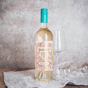 Flasche Weißwein Le Grand Rêve Réserve blanc Pays d'Herault Mont Baudile IGP