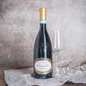 Flasche Weißwein Lugana DOC Camilla Malavasi